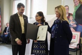 Lisa Reeves Retirement - Certificate